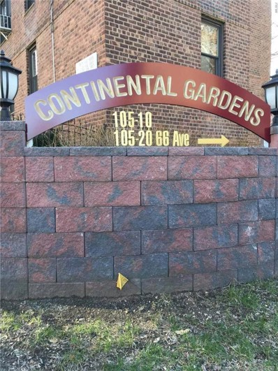 105-20 66 Ave UNIT 2C, Forest Hills, NY 11375 - MLS#: 3116297