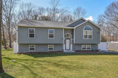 355 Wellwood Dr, Shirley, NY 11967 - MLS#: 3116430