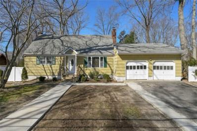 18 Oak Ln, Coram, NY 11727 - MLS#: 3116588