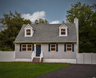 5 Flores Ln, Middle Island, NY 11953 - MLS#: 3116631