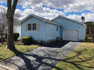 5113 E Village Cir, Manorville, NY 11949 - MLS#: 3117936