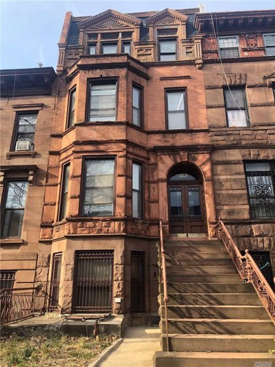 313 Mac Donough St, Brooklyn, NY 11233 - MLS#: 3118298