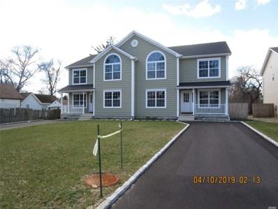 268 B N Third Ave, Bay Shore, NY 11706 - MLS#: 3118503