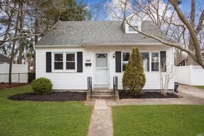 366 Auborn Ave, Shirley, NY 11967 - MLS#: 3118787