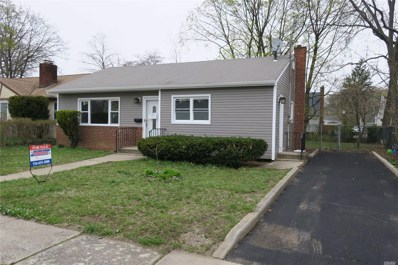155 Lincoln Ave, Roosevelt, NY 11575 - MLS#: 3119216