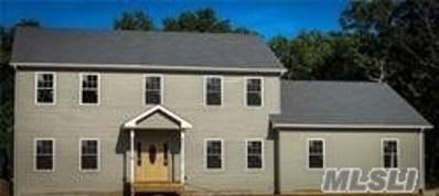 Lot 24 Mastro Ct, Baiting Hollow, NY 11933 - MLS#: 3119396