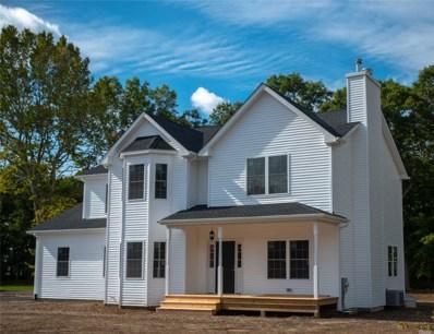 New 24 Mastro Ct, Baiting Hollow, NY 11933 - MLS#: 3119421
