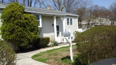 5 Rosewood St, Central Islip, NY 11722 - MLS#: 3119745