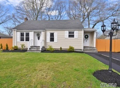 54 Rowland St, Patchogue, NY 11772 - MLS#: 3120529