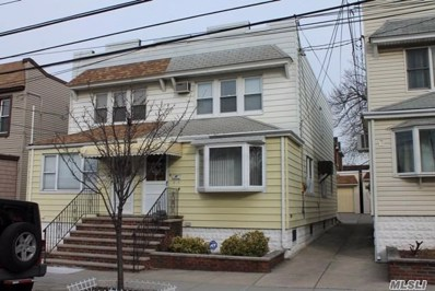 66-35 75th St, Middle Village, NY 11379 - MLS#: 3120709
