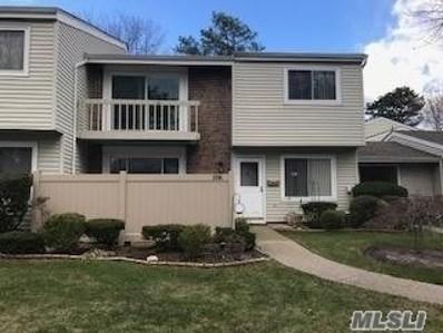229L Springmeadow Dr UNIT L, Holbrook, NY 11741 - MLS#: 3120759