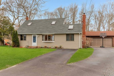 5 Lilly Ct, Moriches, NY 11955 - MLS#: 3121214