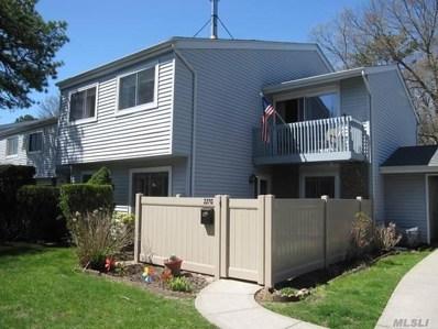 227G Springmeadow Dr, Holbrook, NY 11741 - MLS#: 3121705