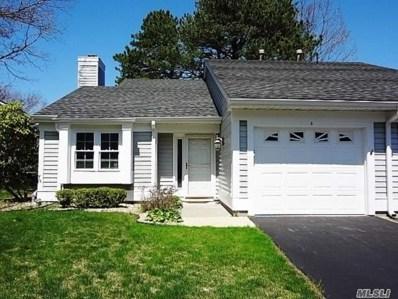 4 Villanova Ct, Ridge, NY 11961 - MLS#: 3122237