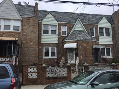 13221 87th St, Ozone Park, NY 11417 - MLS#: 3122581
