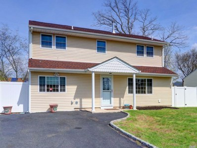 195 Leaf Ave, Central Islip, NY 11722 - MLS#: 3122735