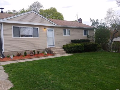 49 Pine St, Brentwood, NY 11717 - MLS#: 3123606