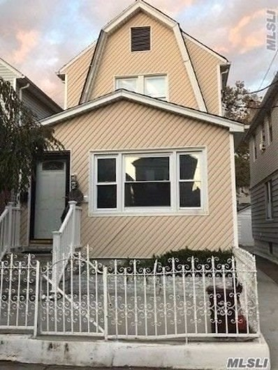 105-57 87th St, Ozone Park, NY 11417 - MLS#: 3123794