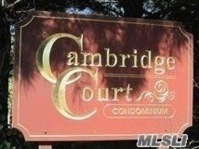 207 Cambridge Ct, Glen Cove, NY 11542 - MLS#: 3124112