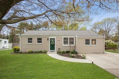 1654 N Gardiner Dr, Bay Shore, NY 11706 - MLS#: 3124319