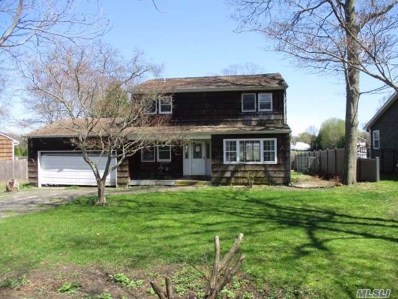 49 Hewitt Blvd, Center Moriches, NY 11934 - MLS#: 3124454