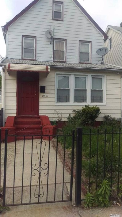 215-07 111th Rd, Queens Village, NY 11429 - MLS#: 3124525