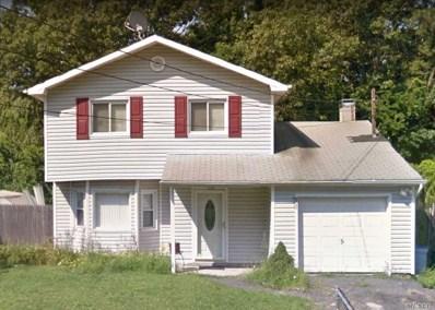 138 Montgomery Ave, Mastic, NY 11950 - MLS#: 3124664