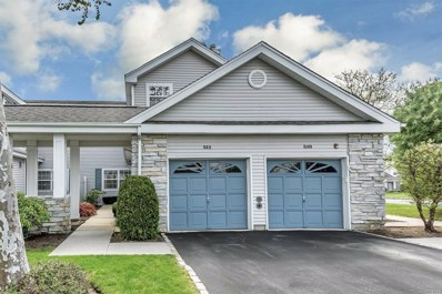 511 Highland Ct, Moriches, NY 11955 - MLS#: 3124786