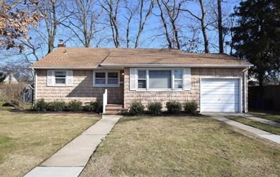701 Carlton Rd, W. Babylon, NY 11704 - MLS#: 3125647