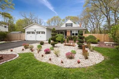3 Haddow Ct, Lake Grove, NY 11755 - MLS#: 3126967
