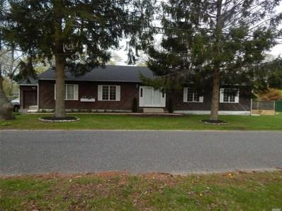 106 Magnolia Dr, Mastic Beach, NY 11951 - MLS#: 3127650