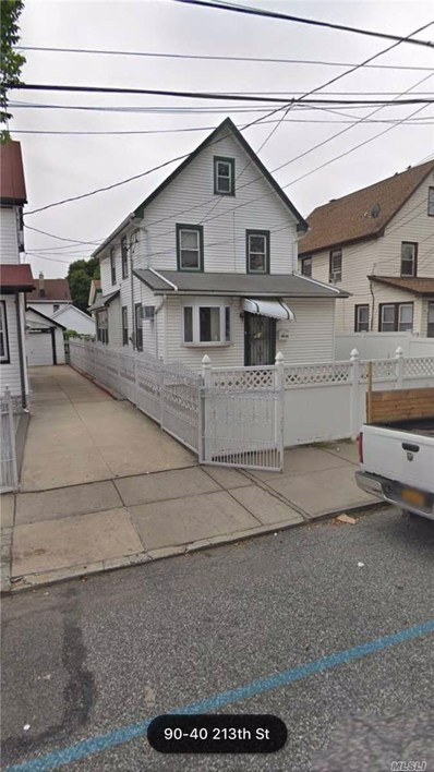 90-36 213th St, Queens Village, NY 11428 - MLS#: 3128030
