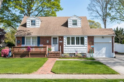 153 Jerusalem Ave, Massapequa, NY 11758 - MLS#: 3129671