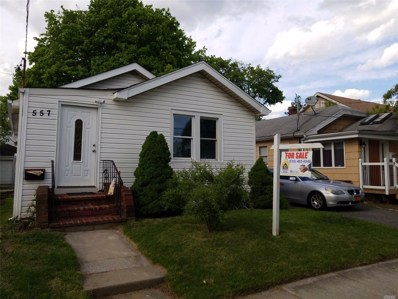 557 Lincoln Ave, W. Hempstead, NY 11552 - MLS#: 3129808