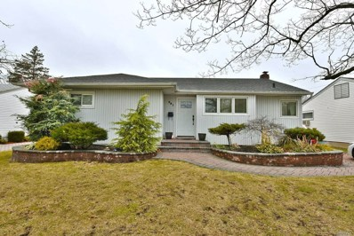 591 Bellmore Ave, East Meadow, NY 11554 - MLS#: 3129975