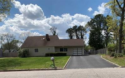 16 Silver Pine Dr, Medford, NY 11763 - MLS#: 3130424