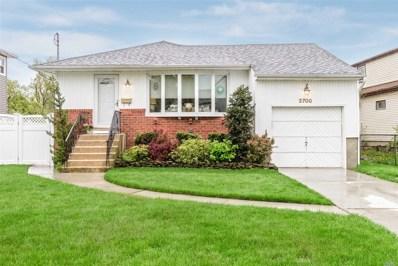 2700 W Alder Rd, Bellmore, NY 11710 - MLS#: 3130764