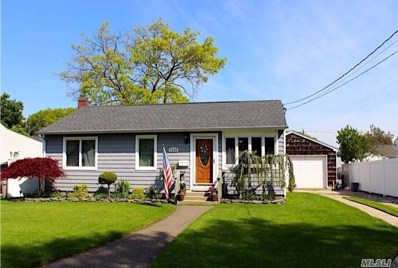 1334 7th St, W. Babylon, NY 11704 - MLS#: 3131111