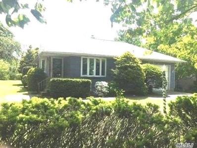 37 Senix Ave, Center Moriches, NY 11934 - MLS#: 3131142