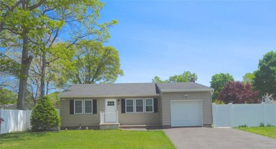 165 Smith Ave, Holbrook, NY 11741 - MLS#: 3131305