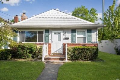 211 Sherbrooke Rd, Lindenhurst, NY 11757 - MLS#: 3131649