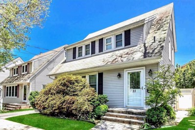 21 Astor Pl, Williston Park, NY 11596 - MLS#: 3131675
