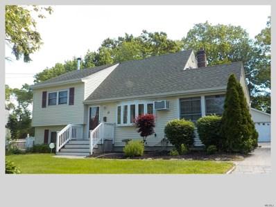 17 Lake Park St, Ronkonkoma, NY 11779 - MLS#: 3131811