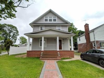 160 Oak Ave, Hempstead, NY 11550 - MLS#: 3132033