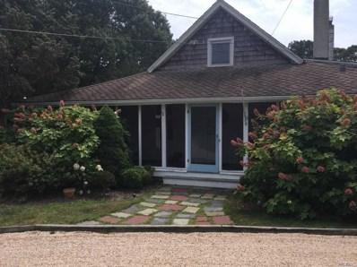 89 W Tiana Rd, Hampton Bays, NY 11946 - MLS#: 3132148