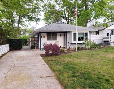 312 Revilo Ave, Shirley, NY 11967 - MLS#: 3132257