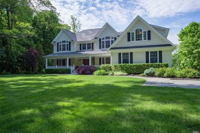 16 Crane Rd, Lloyd Harbor, NY 11743 - MLS#: 3132381