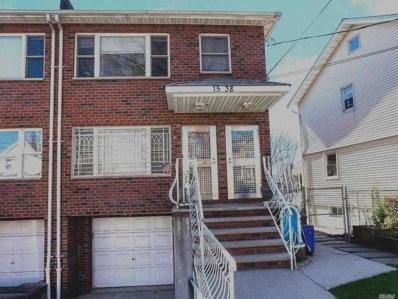 1538 150th Pl, Whitestone, NY 11357 - MLS#: 3132696