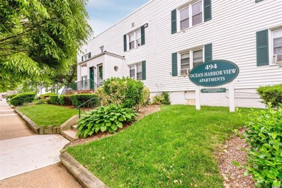 494 S Ocean Avenue UNIT 4B, Freeport, NY 11520 - MLS#: 3133131