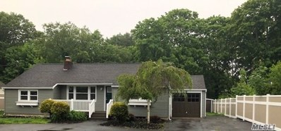 4 Roosevelt Blvd, E. Patchogue, NY 11772 - MLS#: 3134634
